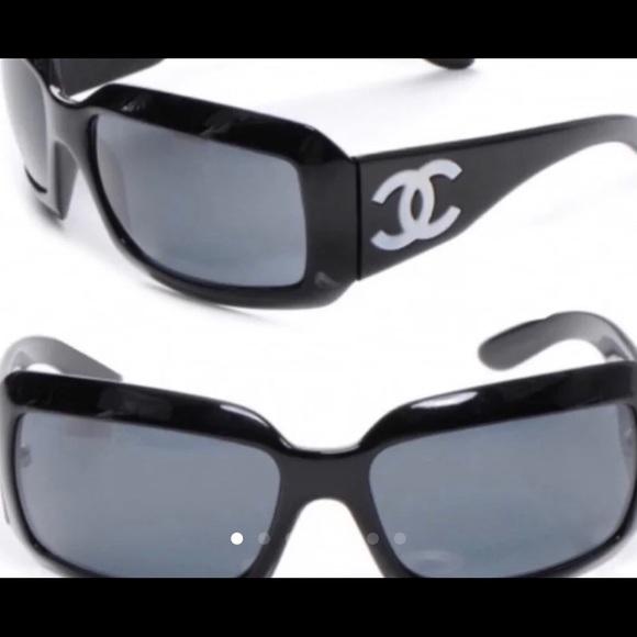 05b33226ae5390 CHANEL Accessories | 100 Authentic Sunglassespearl Cc | Poshmark